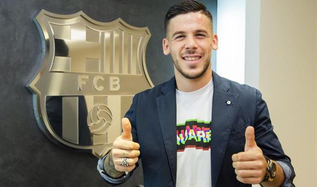 Карлос Перес, photo FC Barcelona