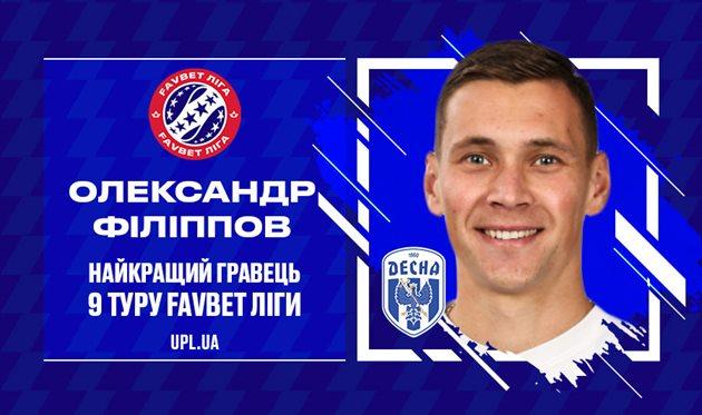 Александр Филиппов, фото: УПЛ