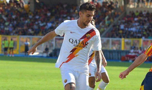 Лоренцо Пеллегрини, фото ФК Рома