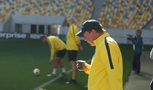 Владимир Шаран, фото Алексей Мацкевич/football.ua