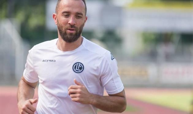 Мият Марич, photo FC Lugano