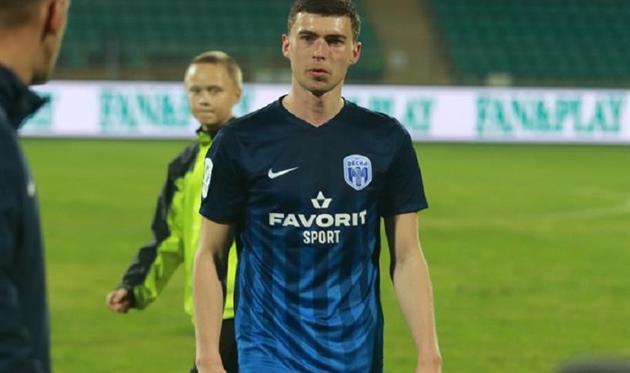 Владислав Огиря, фото ФК Десна