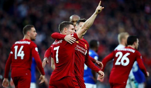 Ливерпуль — Лестер, Getty Images