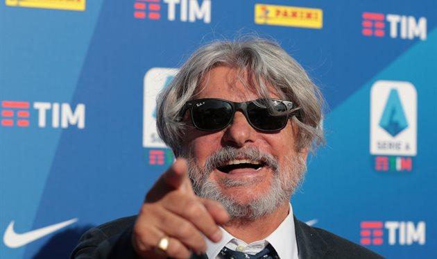 Массимо Ферреро, Getty Images