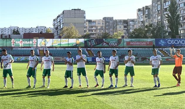 Фото ФК Оболонь-Бровар