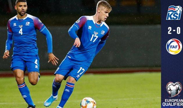 Исландия, twitter.com/footballiceland