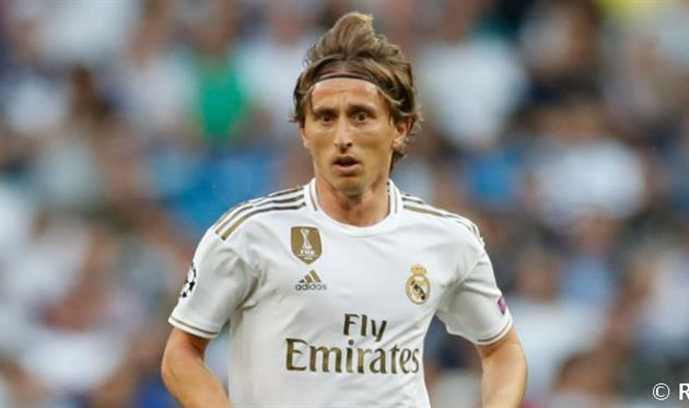 Лука Модрич, ФК Реал Мадрид