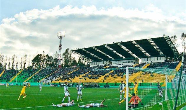 Стадион Украина, фото ФК Карпаты