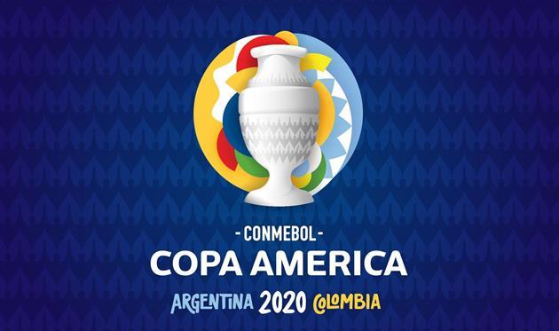 Представлен логотип Копа Америка, которая состоится в Колумбии и Аргентине
