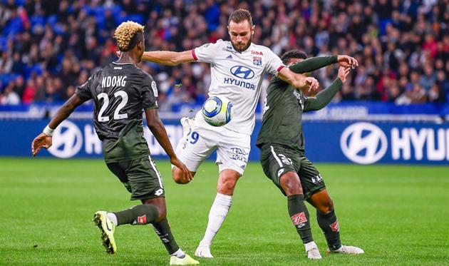 Лион - Дижон, Olympique Lyonnais