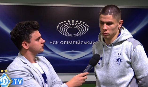 Денис Попов (справа), фото: Скриншот