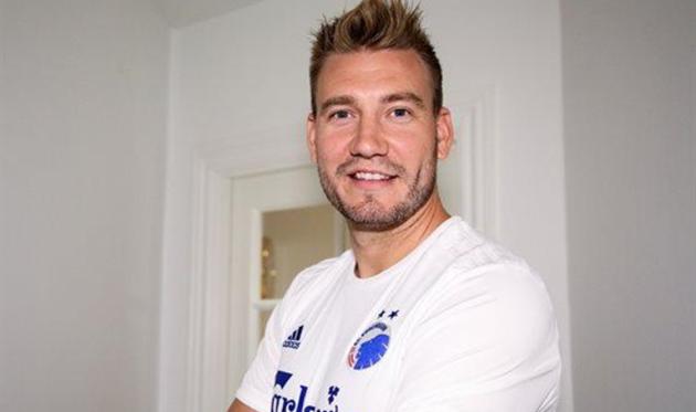 Никлас Бендтнер, photo Copenhagen FC