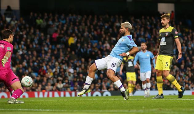 Манчестер Сити – Саутгемптон, Getty Images