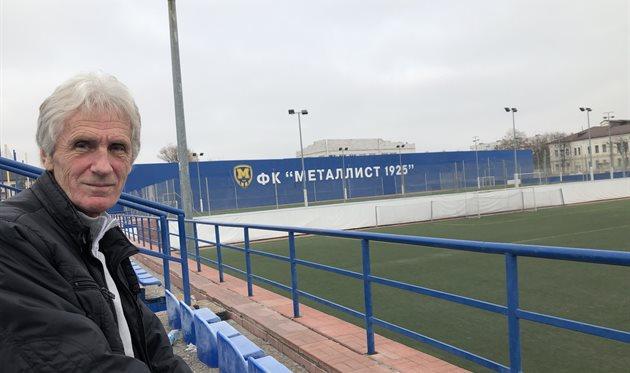 Геннадій Дегтярьов, фото: Любомир Кузьмяк