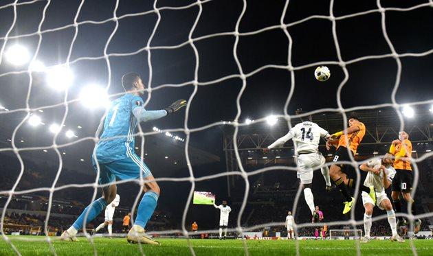Победный гол Хименеса Словану, Getty Images