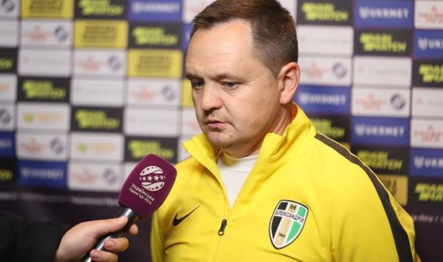 Андрей Купцов, фото: ФК Олимпик