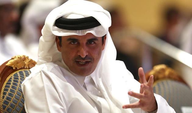 Тамим бин Хамад Аль-Тани, Getty Images