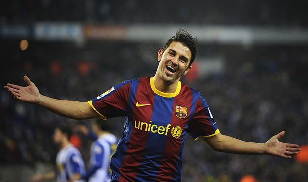7 вилья испания 2008 футбол