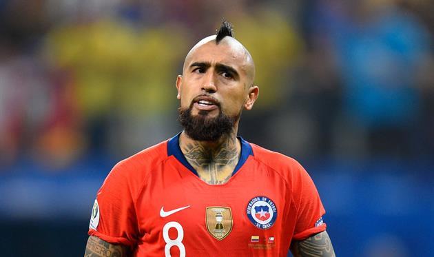 Игрок сборной Чили, Getty Images