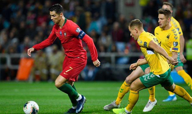 Португалия - Литва, Getty Images