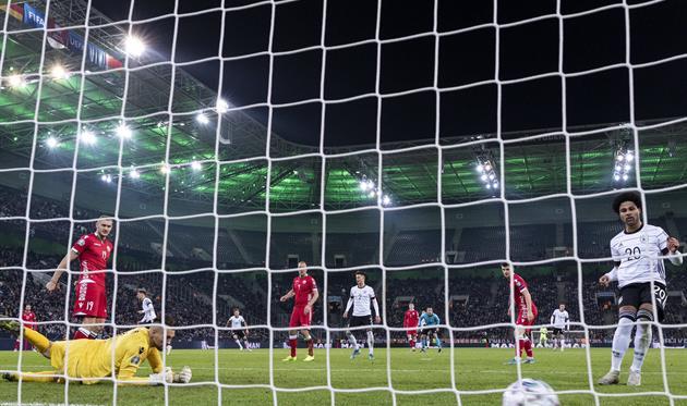 Германия - Беларусь, twitter.com/DFB_Team_EN