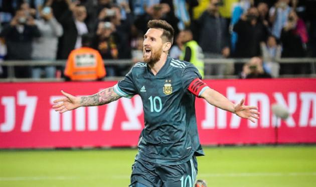 Лионель Месси, фото: Selección Argentina