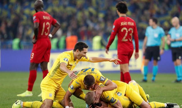 Радость украинцев, сайт уаф