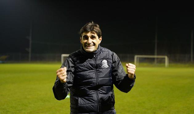Висенте Гомес, фото YouTube-канала Бомбардир