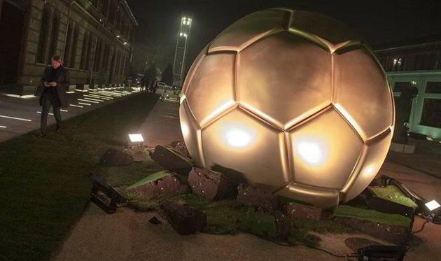 Football.ua принял участие в голосовании за Golden Boy