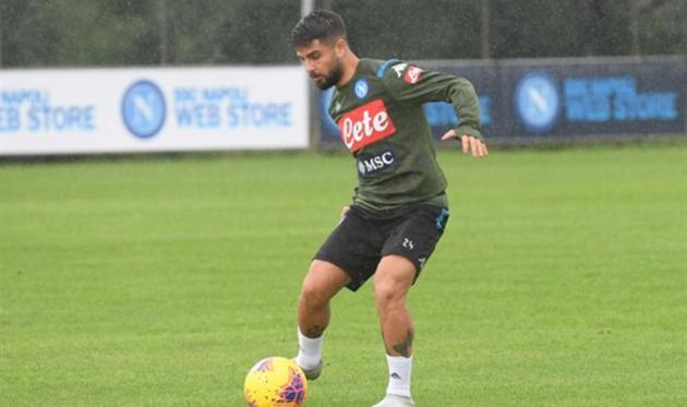 Лоренцо Инсинье, фото ФК Наполи