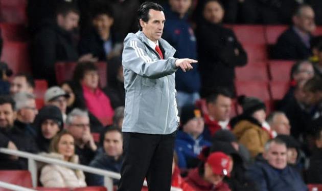 «Арсенал» сократил  Унаи Эмери споста тренера