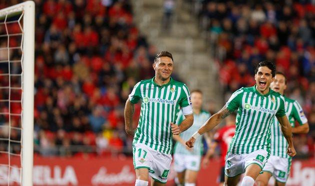 Чемпионат испании по футболу бетис мальёрка