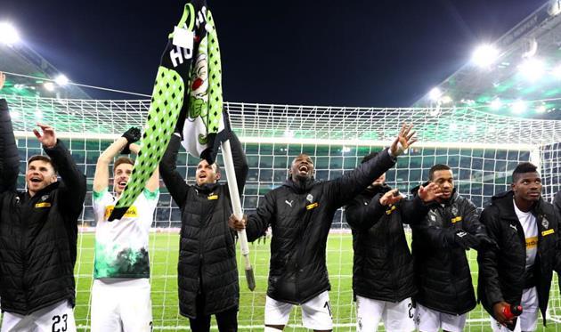 Видео онлайн трансляция матча боруссия м боруссия дортмунд