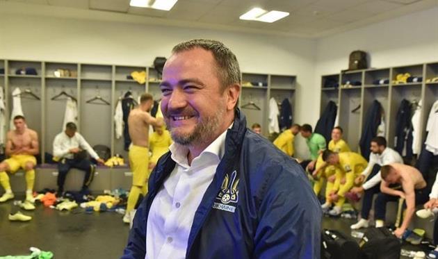 Павелко: За победу на ЧМ-2019 сборная Украины получит рекордные призовые