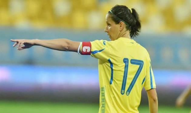 Дарья Апанащенко, womensfootball.com.ua