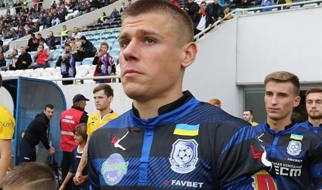 Дмитрий Рыжук, фото из инстаграма футболиста