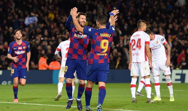 Новости футбола чемпионат испании барселона и левантес