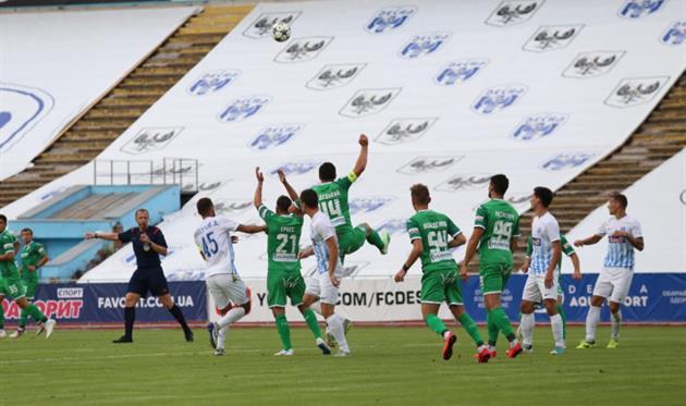 Десна - Карпаты 0:0, фото ФК Десна
