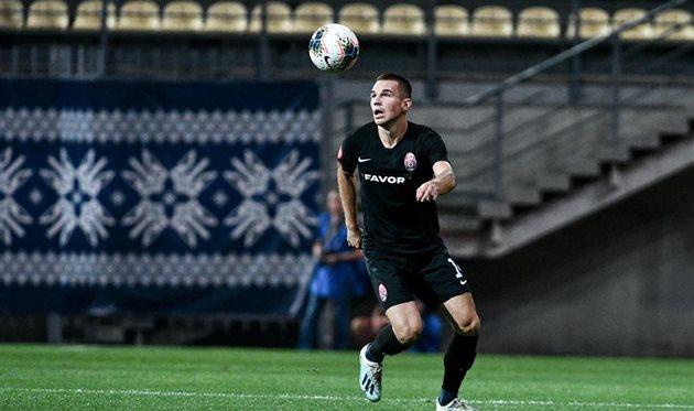 Богдан Михайличенко, ФК Заря
