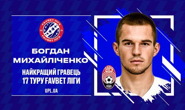 Богдан Михайличенко, upl.ua