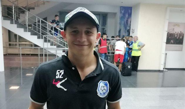 Богдан Коваленко, Football.ua