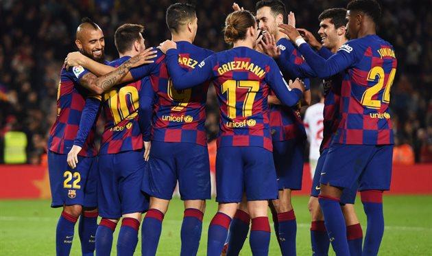 ФК Барселона, Getty Images