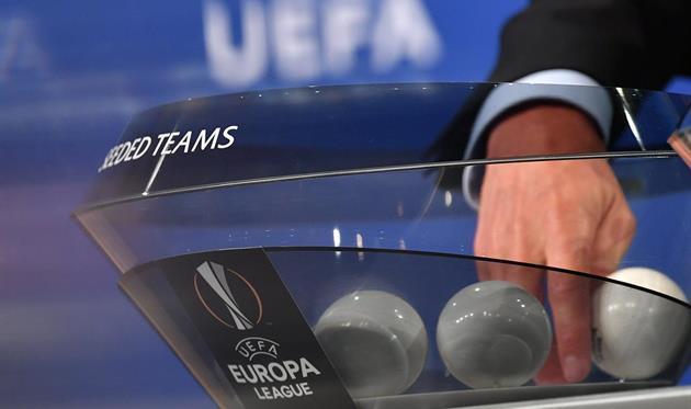 Жеребьевка Лиги Европы, UEFA