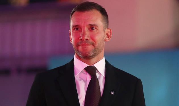 Андрей Шевченко, Getty Images