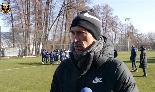 Дмитрий Михайленко, фото Днепр-1