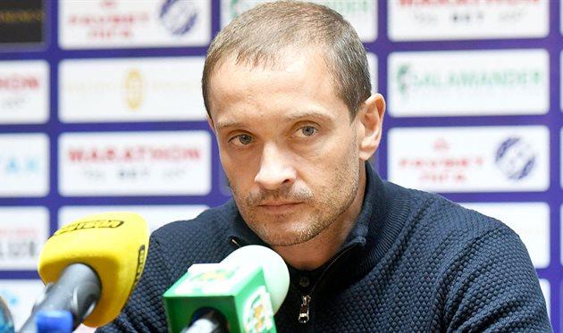 Роман Санжар, фото ФК Карпаты