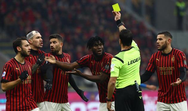 Милан - Сассуоло 0:0, Getty Images