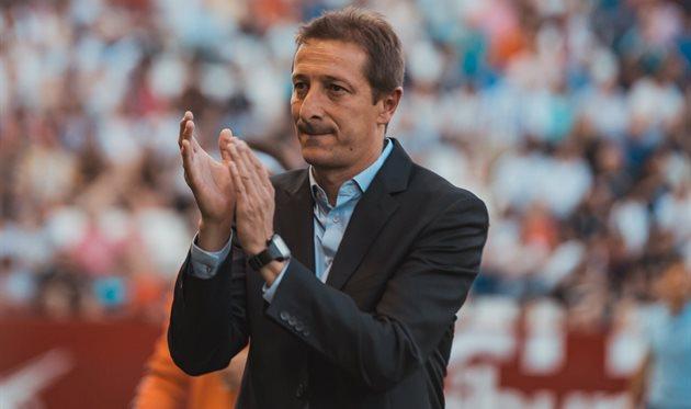 Тренер Альбасете, twitter.com/LuisMiguelRamis