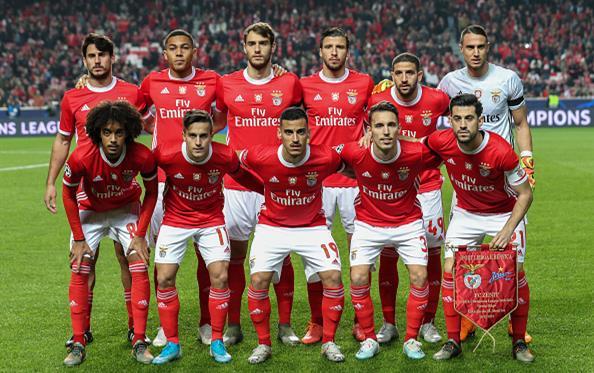 Футболисты Бенфики, Getty Images