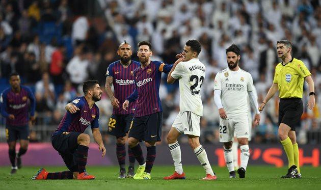 Барселона реал 25 01 12 склад команд